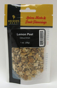 Lemon Peel 1 oz