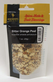 Bitter Orange Peel 1oz