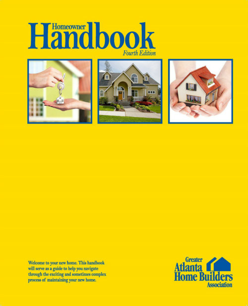 Homeowner Handbook 4th Edition