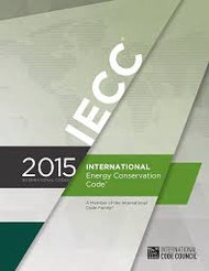 2015 International Energy Conservation Code with amendments