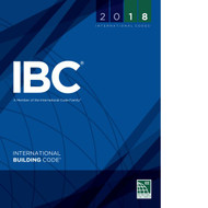 2018 International Building Code Book (tabbed & highlighted) - LICENSE EXAM ONLY