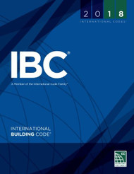 2018 International Building Code book with amendments & TurboTabs