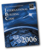 2006 International Building Code Book (tabbed & highlighted)