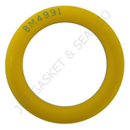 YELLOW SILICONE O-RING 8M5266