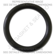 "-126 ORING 75 DURO BLACK FKM/VITON QTY 20 1-3/8"" ID 1-9/16"" OD 3/32"" TH"