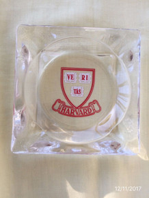 Harvard Vintage Ashtray