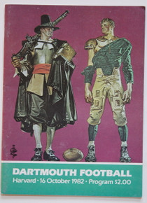 Dartmouth v. Harvard Football Program 1982