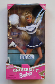 Duke University Barbie Cheerleader