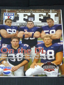 Brown v. Penn Football Program 2006