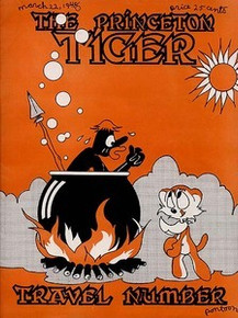 Princeton Tiger Magazine March 1948