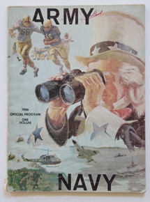 Army v. Navy Football Program 1966