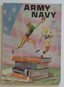 Army v. Navy Football Program 1969