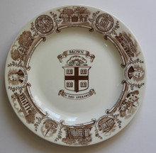 Brown University Wedgwood Plate - Bicentennial