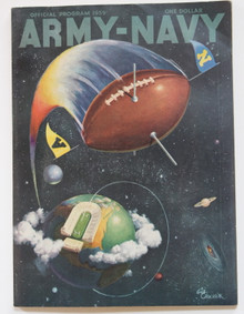 Army v. Navy Football Program 1959