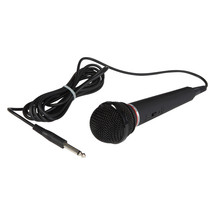 Dynamic Unidirectional Microphone with 9-Foot Cable