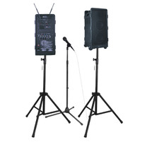 PREMIUM DIGITAL AUDIO TRAVEL PARTNER PLUS WIRELESS SYSTEM PACKAGE