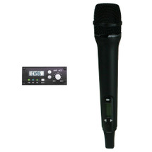 Add On - 96 Channel Panel Mount Receiver with Handheld Mic Kit (Factory Installed)