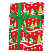 X4248, Christmas Tree Rock - Available 4 widths and 3 roll sizes