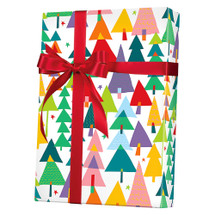 X7019, Rainbow Christmas - Available 2 widths and 3 roll sizes