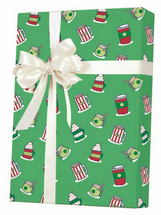 NEW! X7901, Christmas Drinks- Available 3 widths and 3 roll sizes