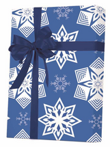 NEW! X7909, Paper Snowflake - Available 3 widths and 3 roll sizes