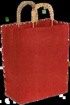 S91033, 16 x 6 x 19, Bright Red Kraft