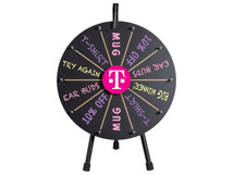 "Chalk Board Prize Wheel (21"" diameter)"