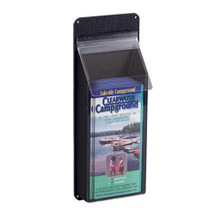 Exterior Literature Dispenser - 4.25w