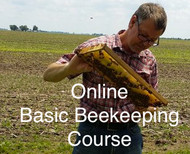Online Basic Beekeeping Course- ONLINE
