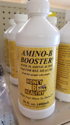 Amino -B Booster  16 oz {$4.99 shipping}