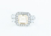 Engagement Rings - Side Stones Collection - JRC13
