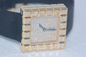 Womens Chopard Happy Ice Cube 18K Gold