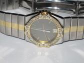 Womens Chopard Happy 18K Gold