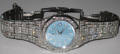 Womens Audemars Piguet All Diamond Royal Oak Watch