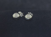 Tiffany & Co. Sterling Silver Bead Ball Earrings - LC291