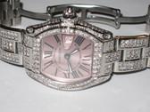 Womens Diamond Cartier Roadster Watch