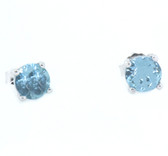 3 Carat Birthstone Earrings - S75