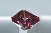 Radiant Cut Fancy Pink Diamond - EK14