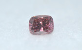 Cushion Cut Fancy Pink Diamond - EK15
