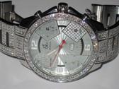 Mens Jacob & Co 47mm Diamond Watch