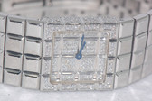 Womens Chopard Happy Ice Cube Diamond Watch