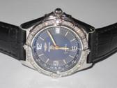 Mens Breitling Chronomat Wings Diamond Watch - MBRT12