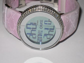 Womens Gucci 114 I-Gucci Diamond Watch