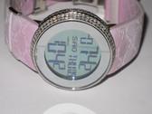 Womens Gucci 114 I-Gucci Diamond Watch