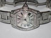 Womens Cartier Roadster Diamond Watch