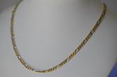 "20"" Chain Length - 18K Yellow Gold"