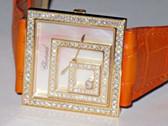 Women's Chopard Happy Spirit 18K Solid Gold Diamonds