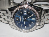 Mens Breitling Chronomat Cockpit Diamond Watch