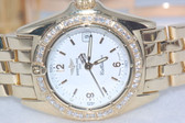 Womens Breitling Chronomat Callistino 18K Diamond Watch