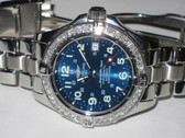 Mens Breitling Superocean Diamond Watch - MBRT36